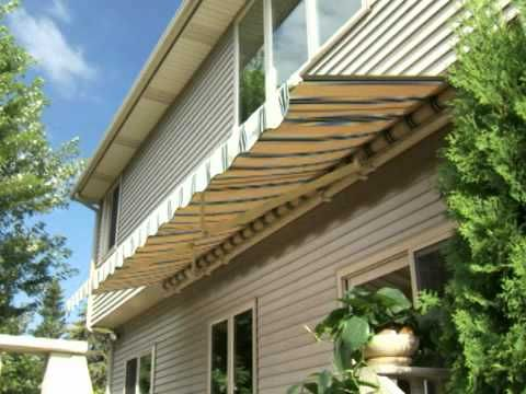 SunSetter Retractable Awnings   Motorized Model | Deck U0026 Patio | Pinterest  | Retractable Awning, Deck Patio And Patios