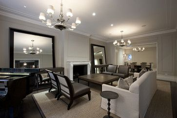 Living Room - contemporary - living room - chicago - by Michael Abrams Limited