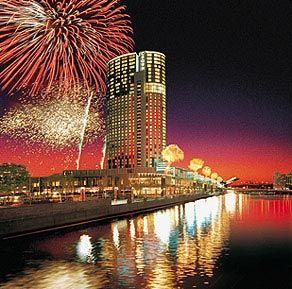 Crown Promenade, Melbourne, Australia