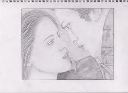 tekeningen om na te tekenen moeilijk liefde tekeningen