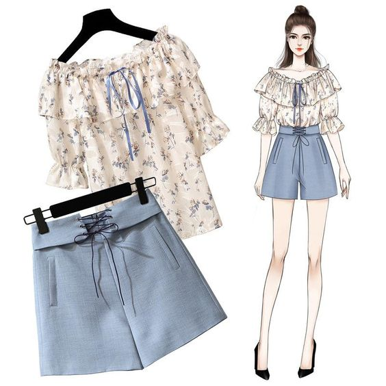 Trend Baju Wanita Korea