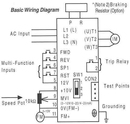 Dc Drive Wiring Diagram | Wiring Diagram on