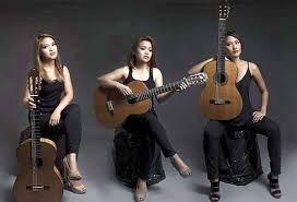Картинки по запросу guitar trio