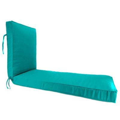buy sunbrella 68 inch x 24 inch chaise lounge cushion in