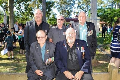 ANZAC Day 2014 Nerang RSL - Gold Coast, QLD