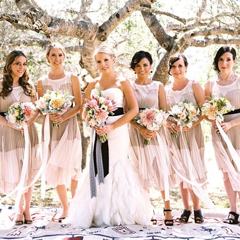 bcbg bridesmaid dresses