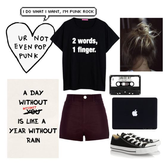"""Untitled #375"" by whitep on Polyvore featuring River Island, Burton and Converse"