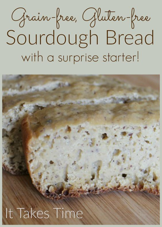 gluten free sourdough bread machine recipe