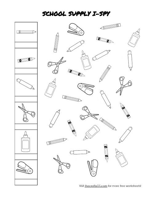 The Crafty Ot Kids Worksheets Printables Fall Worksheets Worksheets