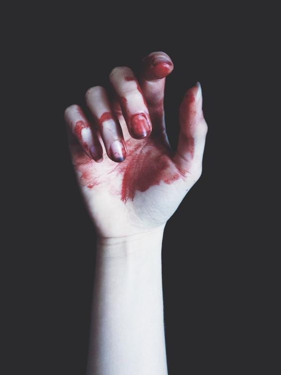 Red dress quotes tumblr bleeding