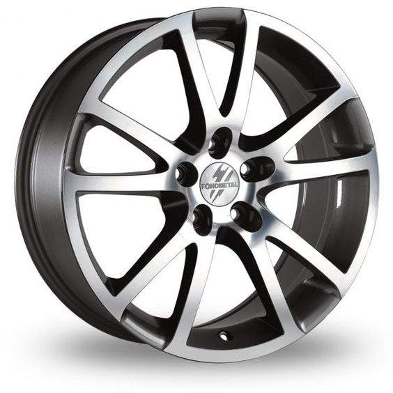 View large image of 17 Inch Fondmetal 7400 Alloy Wheels