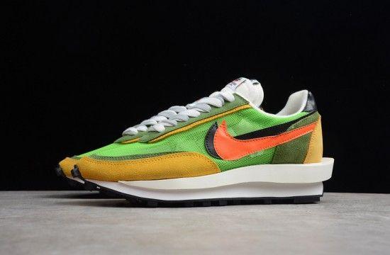 Nike LDV Waffle Sacai Green Gusto