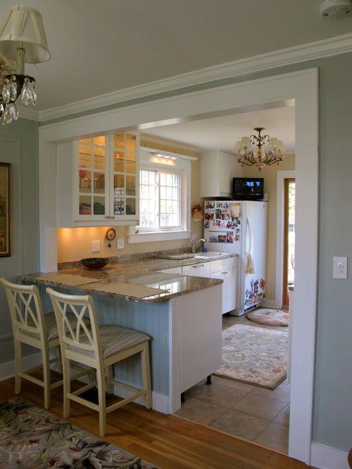 Good 30u0027s Cottage Kitchen Remodel   Kitchen Designs   Decorating Ideas   HGTV  Rate My Space | Decorating | Pinterest | Kitchens, Cottage Kitchens And  House Part 30