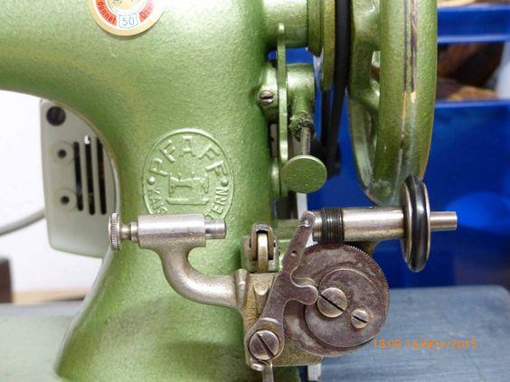 Pfaff vs sewing machine