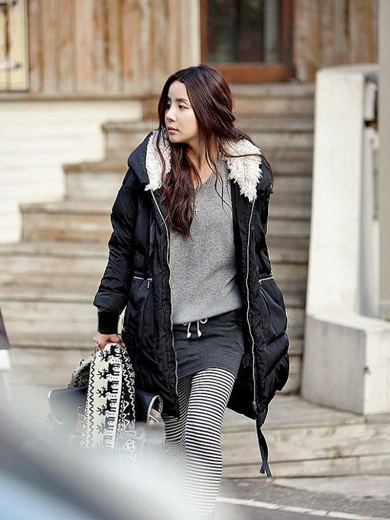 Stand Collar Down jacket  With Hood Women by RALstyleSHOP on Etsy, $99.00