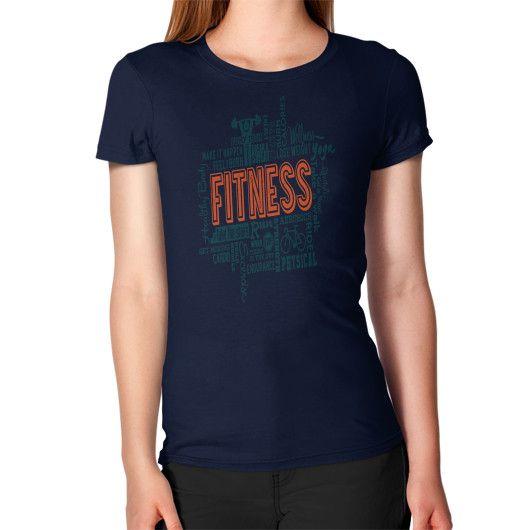 Women's T-Shirt - Fitness