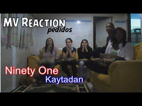 [MV Reaction pedidos] Ninety One - Қайтадан; Reaction by: Free Souls - YouTube