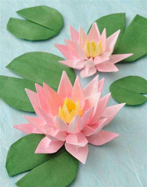 折り紙 立体 花 作品 簡単な作り方 難しい折り方 かわいい おしゃれ 折り紙 立体 花 折り紙 立体 折り紙 作品