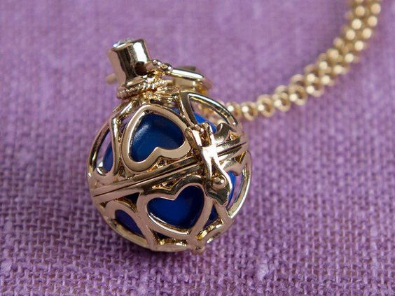Heart to Heart Angel Locket by Yourself Expression
