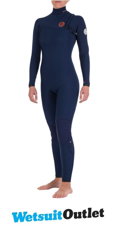 2015 Rip Curl Womens G-Bomb 5 3mm GBS Zipperless Wetsuit Navy WSM4JG, WSM4JG, Ladies, 5mm Wetsuits, by Rip Curl, Rip Curl Womens G-Bomb 5 3mm GBS Zipperless Wetsuit For the surfer who wants the best wetsuit possible - No compromises - Constructed with ...