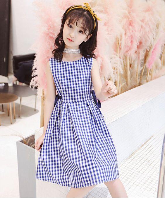 Gaya Pakaian Plaid Pattern Outfit