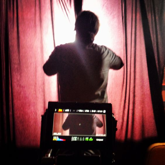 RED Epic, Koser, Curtains and Lights