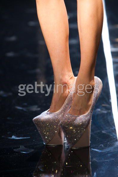 Jan Taminiau Heelless Shoes.