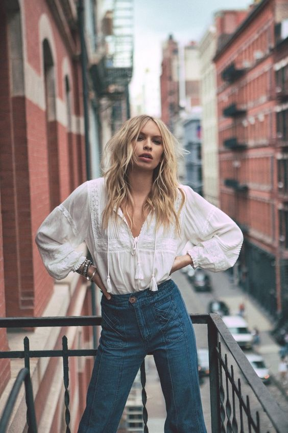 Alexandra Spencer Is the Ultimate '70s Babe In Her Latest Campaign | WhoWhatWear AU