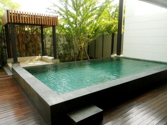 gartengestaltung mit kleinem pool,96 verblffende fotos vom garten ... - Gartengestaltung Mit Kleinem Pool