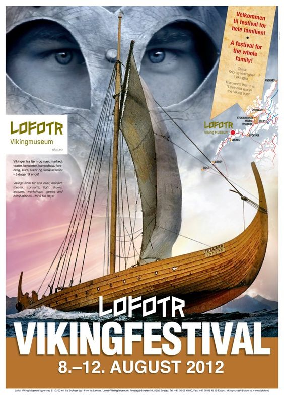 What are some different ancient viking fastivals?
