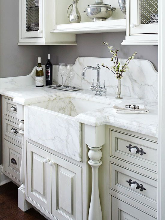 sinks apron sink marbles kitchens stones butler pantry stone sink back