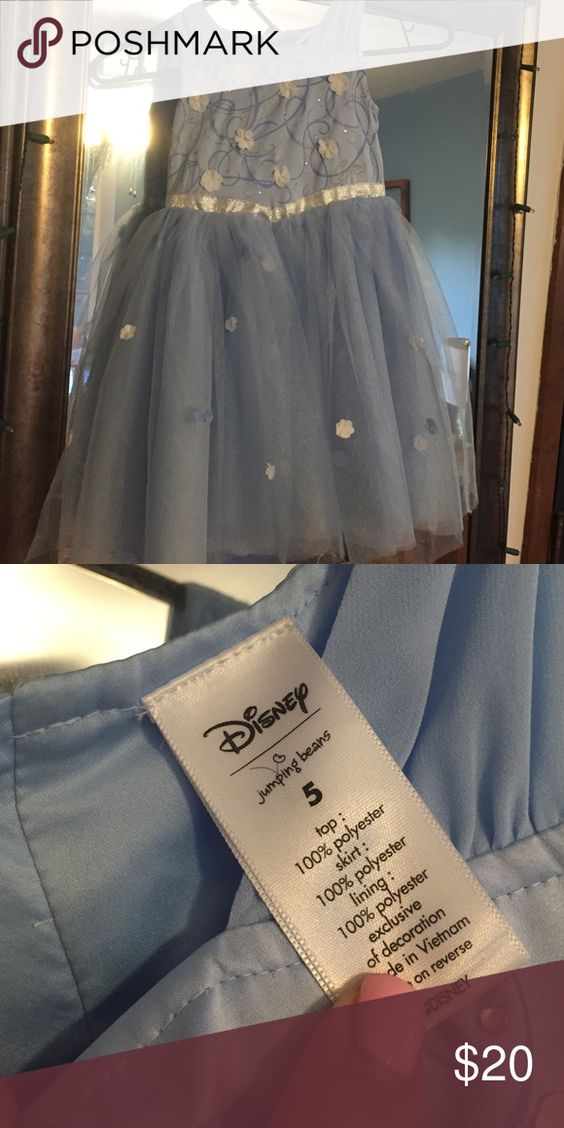 disney's cinderella dress from jumping beans woren once for the cinderella movie premiere! super cute Disney Dresses Formal