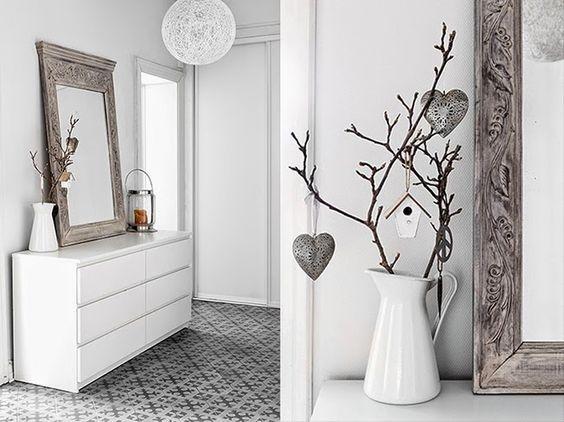 Un piso decorado en gris que har que te olvides del for Decoracion piso laminado gris