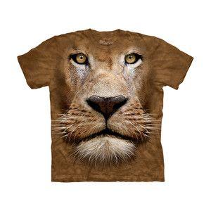 Kinder-T-Shirt Löwe, 13€, jetzt auf Fab.