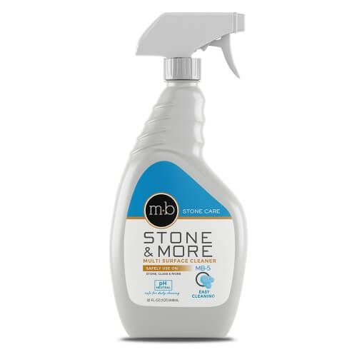 Stone Care Granite And Marble Cleaning Spray 1 Qt Natural