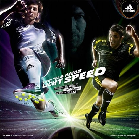 how to get sponsored by adidas soccer