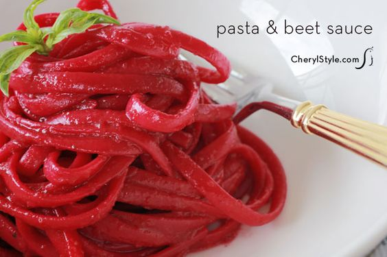 with roasted beet sauce - Everyday Dishes & DIY | Roasted Beets ...