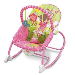 Princess Mouse Infant to Toddler Rocking Chair