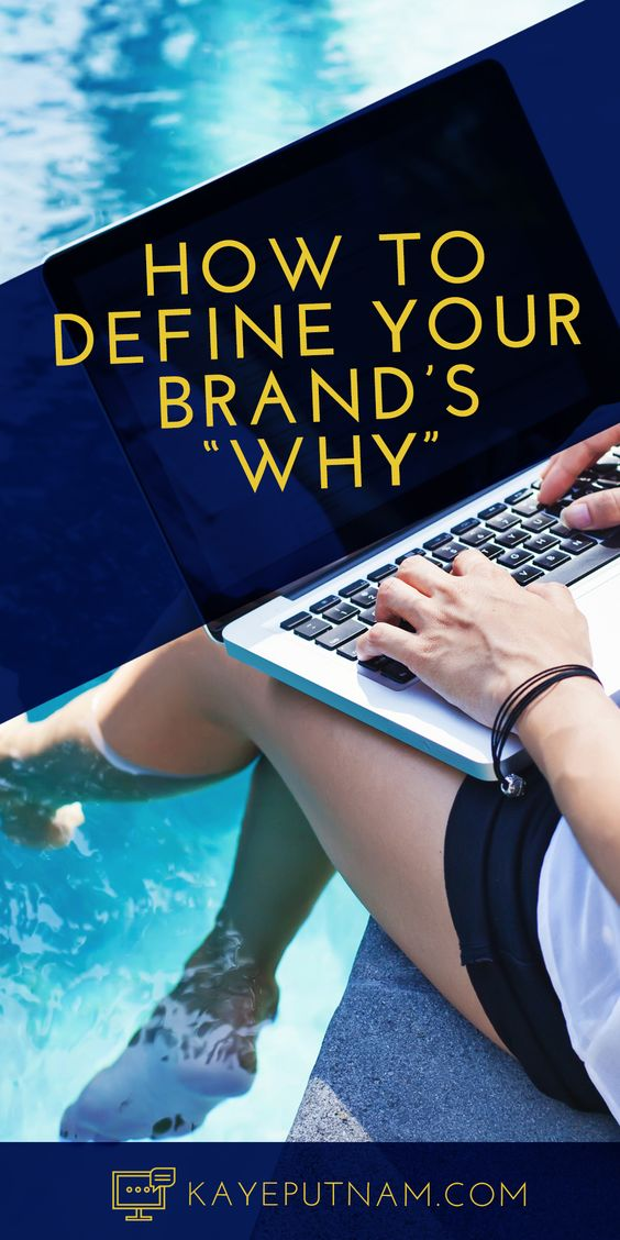 Learn how to articulate your brand's why. Entrepreneurship, business, branding, marketing.