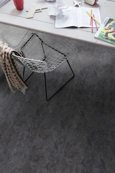 Gerflor Senso Natural 0397 Night Slate 2,22 m²   30,5x60,9 cm Bodenbeläge Vinyl Bodenbelag selbstklebend Gerflor Senso