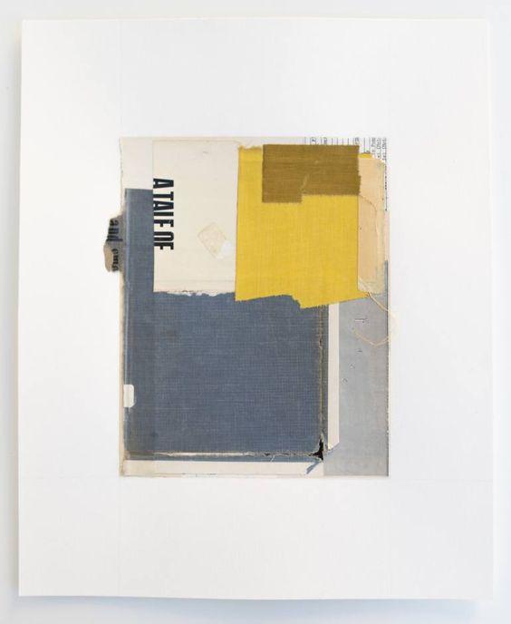 "Saatchi Art Artist Sarah Milne; Collage, ""Madeira"" #art"