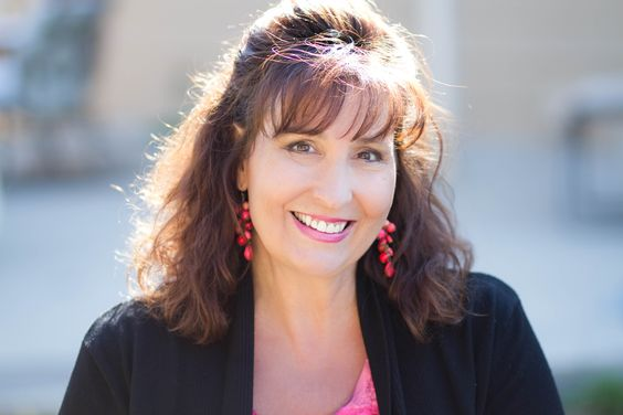 """Becky Johnson, co-author of """"Nourished"""" was one of our guests on May's Author Author show. Her book chronicles the search for health and happiness in a busy world!"""