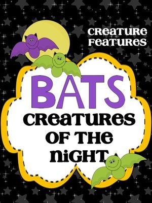 Batty Web Hunt - Activity from Bats: Creatures of the Night from Sweet Integrations on TeachersNotebook.com -  (2 pages)  - I'm providing a free sample activity from my unit about bats.This Batty Web Hunt is a fun activity while learning about bats. I've also provided additional websites which students can do after they complete the web hunt. (2 pages) by Sweet Integ