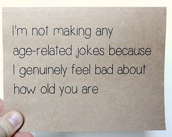 Funny Birthday Card                                                                                                                                                      More