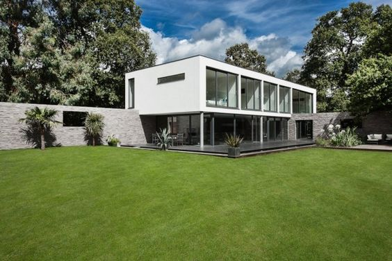 AR Design Studio have completed the Abbots Way house near Southampton, England.