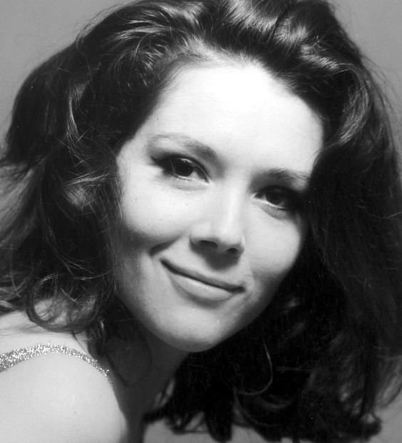 Diana Rigg - (1938- ) born Enid Diana Elizabeth Rigg. English actress of TV and film
