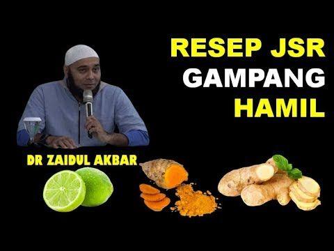 Resep Jsr Promil Dr Zaidul Akbar Minum Rutin Bikin Cepat Hamil Youtube Minuman Hamil