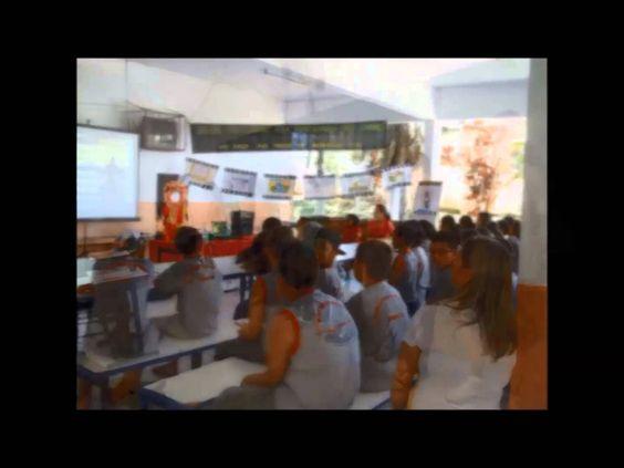 Sala de Leitura - Diretoria de Ensino de Registro - Município de Registro - Escola Ruy Prado de Mendonça Filho Professor.