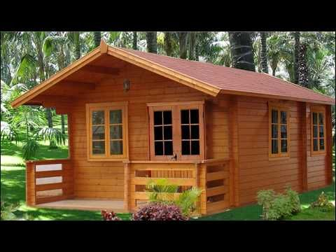 30 Simple Nice Wooden House Design Houses Vlog C Youtube Wooden House Design Cottage Design Plans Best Small House Designs