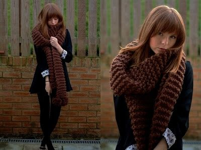 Brazil Knitting & Crochet - Orders made by hand - Orders placed by hand.: Scarf